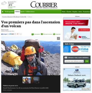 courrier ahuntsic