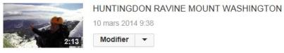 HUNTINGDON RAVINE